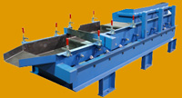 Custom Fabricated Conveyor
