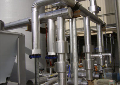 Inslulated Piping Project