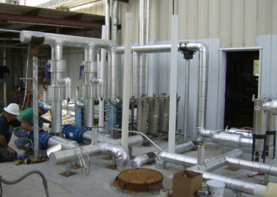 Insulated Piping Project
